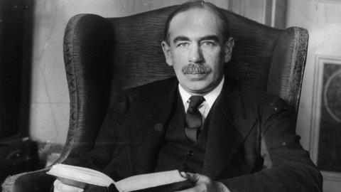 John Maynard Keynes: l'uomo che predisse ilnazismo