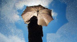 Foto per previsioni meteo con la pioggia