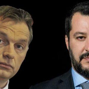 Vertice Salvini-Orban: divisi su tutto, uniti per affossare l'Europa