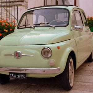 Auto, come sono cambiati i gusti degli italiani dal '68