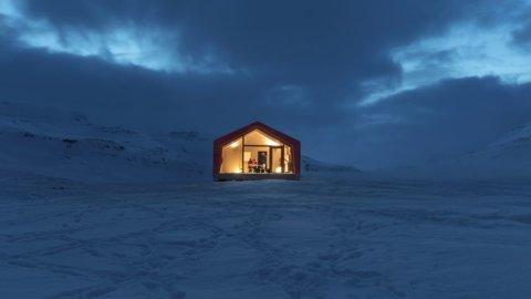 Ariston, la casa in Groenlandia contro i cambiamenti climatici
