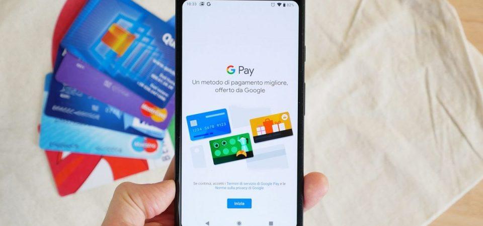 Google Pay, disponibile anche per i clienti Unicredit