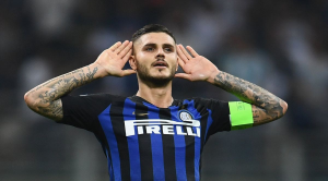 Icardi nell'Inter