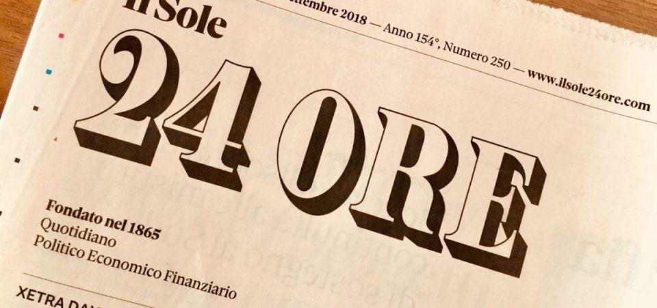 Sole 24 Ore, Pm chiede processo per Napoletano, Treu, Benedini