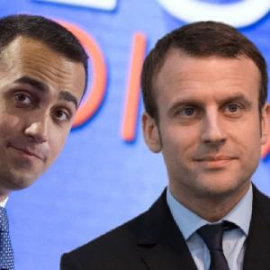 Di Maio vuole imitare Macron sul deficit, ma il debito è diverso