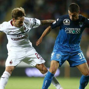 Milan flop anche a Empoli: Gattuso traballa