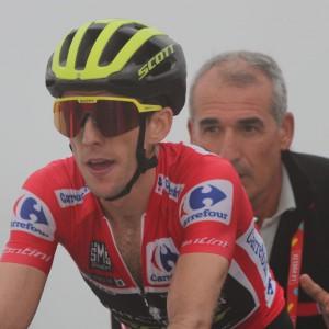 Vuelta: Yates resta maglia rossa, ma Valverde è vicino