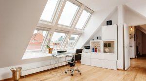Una casa Airbnb
