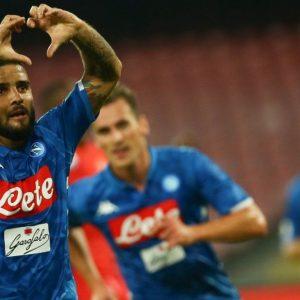 Inter flop, Insigne salva il Napoli