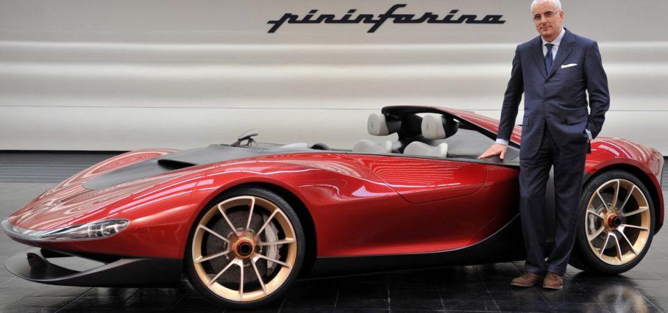"""Angori: """"Pininfarina, dal baratro alla rinascita puntando sul design"""""""