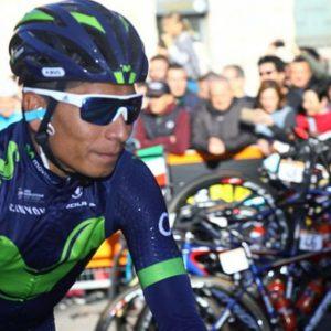 Vuelta: Quintana ok sullaCamperona senza fare il Condor