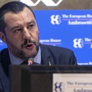 """Salvini a Cernobbio: """"Manovra di crescita ma nel rispetto delle regole"""""""