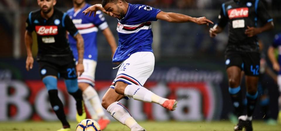 Il Napoli crolla a Marassi e la Juve è già in testa da sola