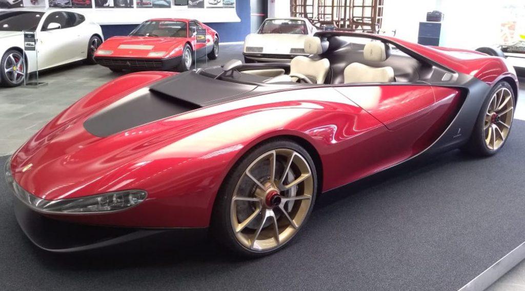 """La Ferrari """"Sergio"""", prodotta in meno di 10 esemplari"""