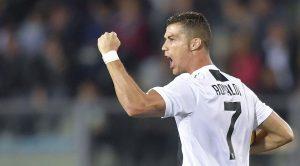 Cristiano Ronaldo attaccante Juventus