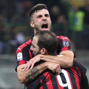 Il Milan vince e salva Gattuso, l'Inter sfida la Lazio
