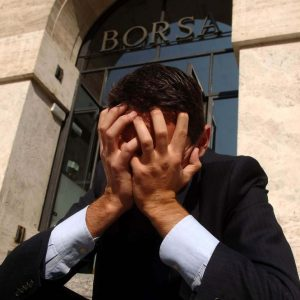 Le Borse sprofondano, spread a quota 250