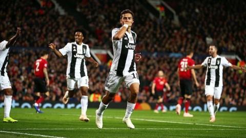 La Juve travolge Mourinho e la Roma risorge contro il Cska