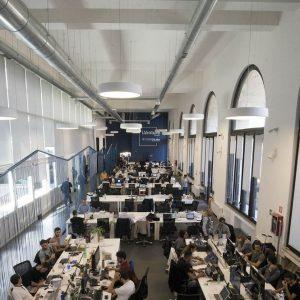 Facebook lancia Binario F a Roma per la formazione digitale