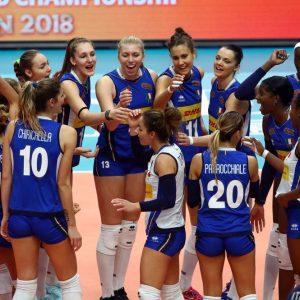 Volley femminile, azzurre strepitose: battuta la Cina, volano in finale