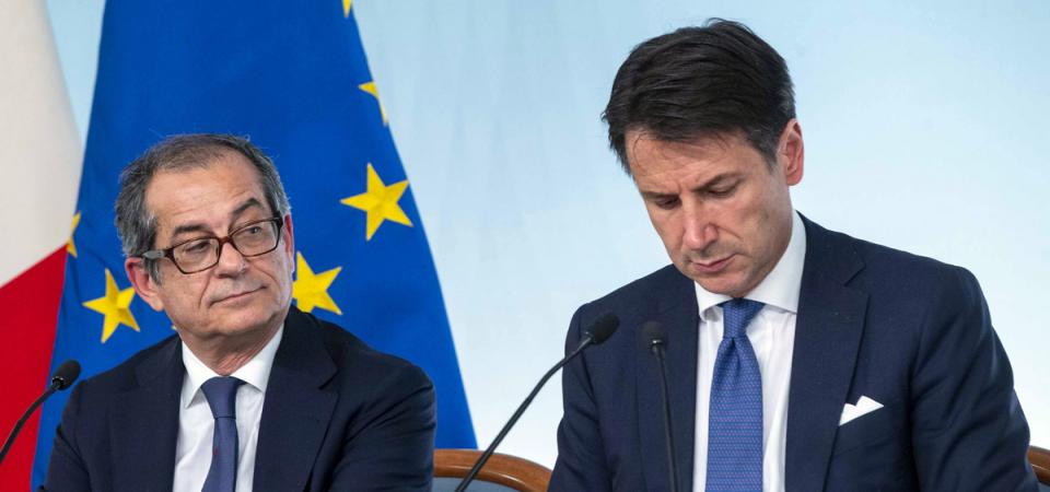 Def, il Governo corregge il deficit nel triennio