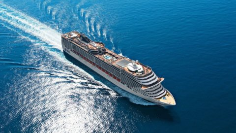 Fincantieri-Msc: accordo da oltre 2 miliardi per 4 navi