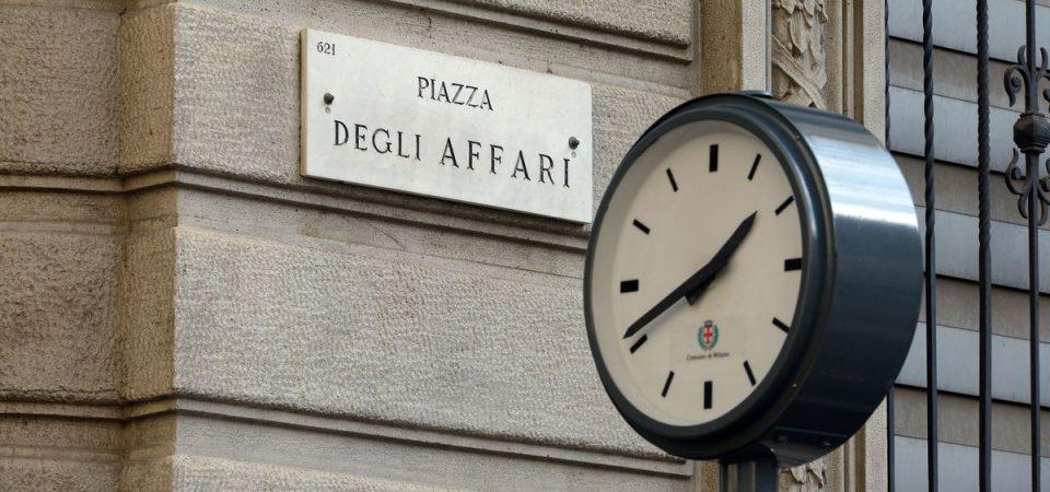 Le Borse perdono slancio, Piazza Affari premia Juve e Stm