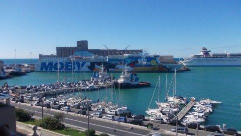 Economia del mare: Civitavecchia porto leader in Italia