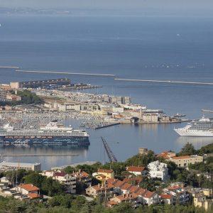 Turismo, eccellenza Italia: 6 porti crocieristici su 10 nel Mediterraneo sono da noi