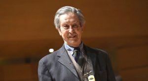 L'economista e politico Michele Salvati