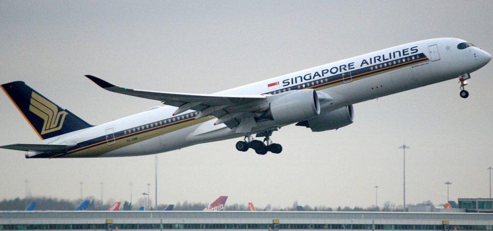 E' Singapore-New York il volo diretto più lungo del mondo: 18h45