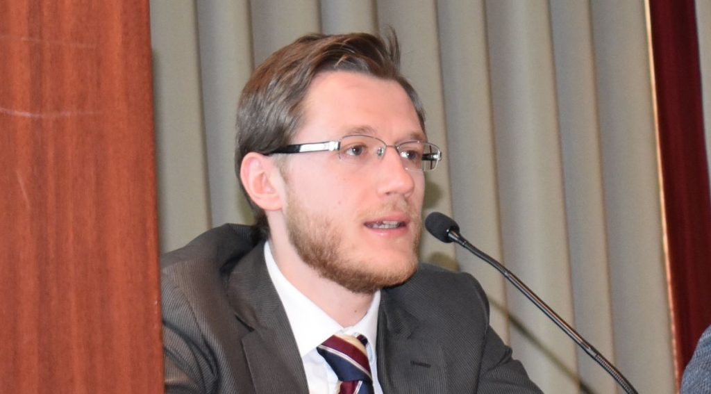 Davide Borsani, ricercatore associato ISPI