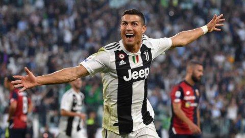 Champions: Juve e Roma, doppio match point