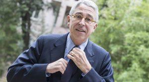 Arnaud de Puyfontaine presidente Vivendi e ex presidente Telecom Italia Tim