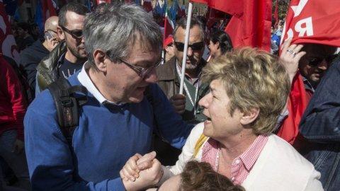 Cgil, Congresso: accordo su Landini segretario e Colla vice
