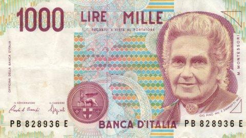 La lira nel 1960 era la moneta più stabile, ma quel mondo non c'è più