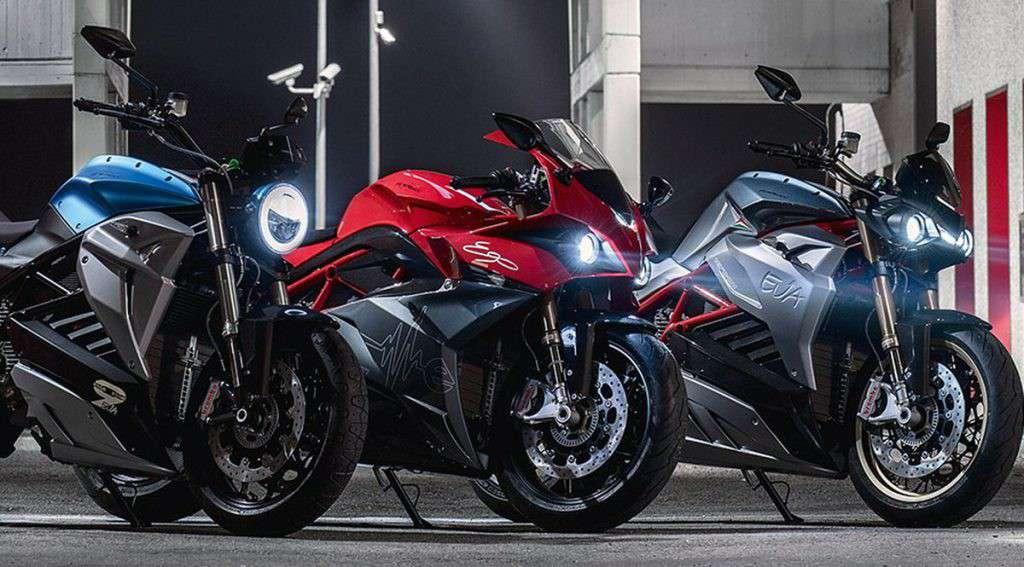Moto elettriche di Energica Motor Company