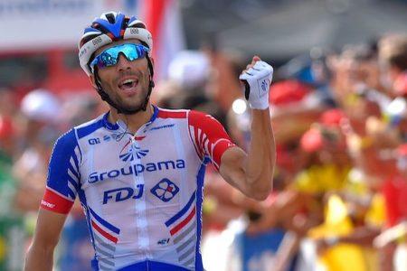 Lombardia: trionfa Pinot, sfida epica con Nibali