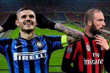 Inter-Milan, è già febbre da derby: meglio Icardi o Higuain?