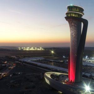 Nuovo aeroporto Istanbul, la Torre è made in Italy