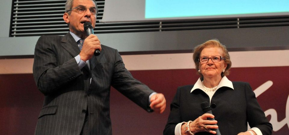 Wanda Ferragamo, donna e imprenditrice indimenticabile