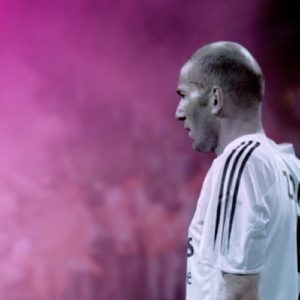"Zidane, un ""Video Art"" che celebra la sua carriera"