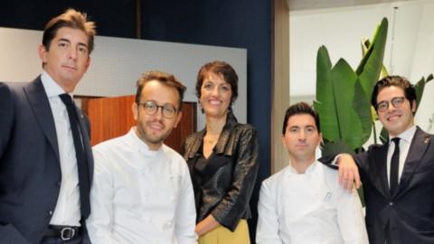 La cucina di Aimo e Nadia alle Gallerie d'Italia a Milano: nasce Voce