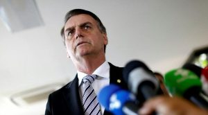 Jair Bolsonaro presidente Brasile
