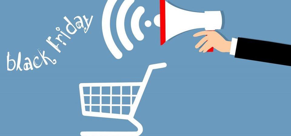 Amazon: Black Friday e Cyber Monday, numeri da record