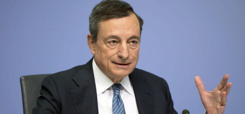 Effetto Draghi: la Borsa corre e lo spread è sempre più giù