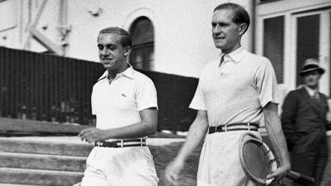 Tennis, il barone von Cramm: da Wimbledon ai lavori forzati per ordine di Hitler