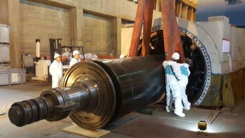Sogin, da centrale Garigliano riciclo di 400 tonnellate di ferro e rame