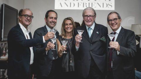 Martini & Friends: il  cocktail più amato dai VIP nei ricordi del re dei barman Mauro Lotti