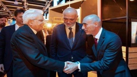 Open Fiber in Svezia con Mattarella a caccia di business